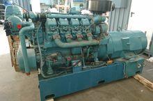 1979 SAB A92N - 160 kVA Diesel