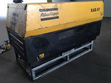 Atlas Copco XAS 67 DdG Generato