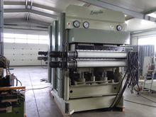 SERGIANI Continuous press line