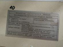 2007 Autotherm AKL56 chiller