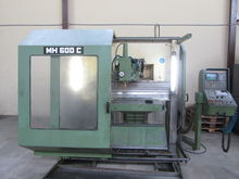1986 Maho MH600C CNC milling ma