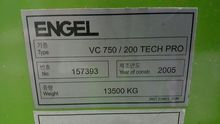 2005 Engel company VC 750 / 200