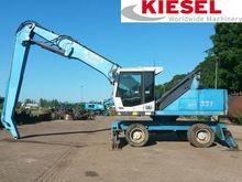 2007 Fuchs MHL331 Waste / indus