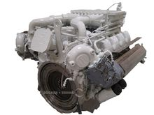 MAN 2848 LE322 motor Gas engine