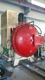 2001 800kg HVF vacuum furnace