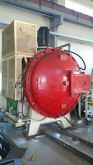 2001 Korea 800kg HVF vacuum fur