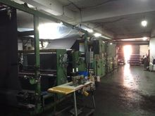 2000mm textile dyeing equipment