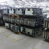2000 KNAPP Storage pressure lot