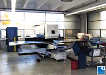 1997 TRUMPF Punching machine