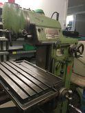 Deckel FP1 Milling Machines