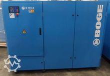 BOGE S 101 -3 Screw compressor