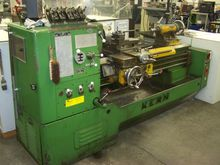 1959 Kern DS 20 A Engine Lathes
