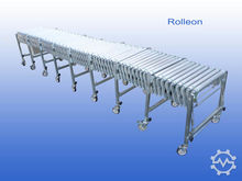 Used Roller conveyor