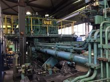 1982 UBE 800T EXTRUSION PRESS A