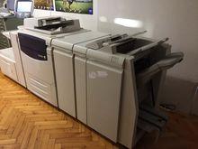 2011 Xerox 700 Color Press