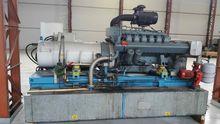 1988 MAN 211KW 250 KVA 400V D28