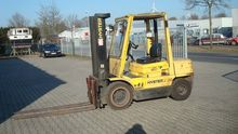 Used 1993 Hyster H3.