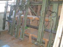 1970 Maweg Frame presse