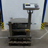 2000 Garvens SCC150 belt scale
