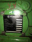 1996 GE Jenbacher 520 KVA Gas g