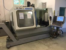 Used 1995 Mikron VC
