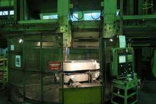 OM 4500mm cnc vertical lathe, t