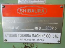 SHIBAURA(Japan) CNC HEAVY DUTY