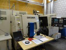 2001 OKUMA LU 15 CNC Turning Ma