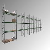 BITO Pallet rack - 7140 x 22500