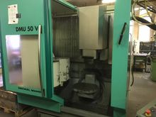 Used 1998 DMG DMU 50