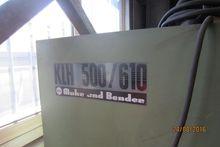 Mubea Muhr und Bender KLH 500 /