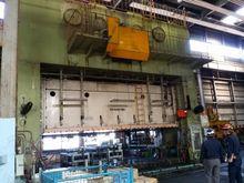 Hitachi 4000ton stamping press