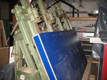 Mawegg xxx Hydraulic presses
