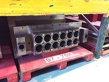 ILLIG 97 mm dia Mould for RDM70