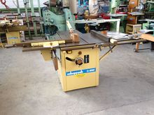 1993 Scheppach TS 4000 Table ci