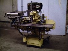 Hoyer E 80 Cup filling machine