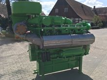 Jenbacher JMS 312 GS Gas engine