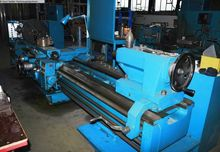 1970 POREBA-WEMAG Center Lathe