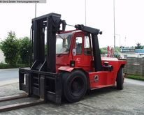 1988 JUMBO Fork Lift Truck - Di