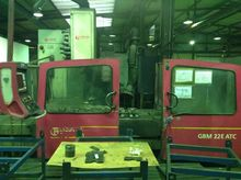2000 Lagun GBM 22E CNC Bed Type