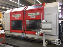 2000 Matec 30 L CNC machining c