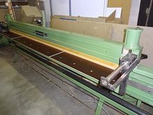 1988 MAYER FSK Veneer waste saw