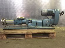 Kiesel SP6 Eccentric screw pump