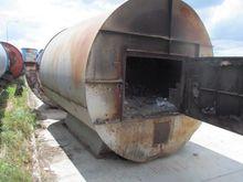 Drum dryer Furel sawdust 2-2.5