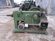 Stravis BK-60 briquett press Br