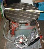 Mikron Micron NC rotary table