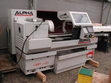 1997 Harrison Alpha 400 Lathe Z