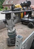 Weber SRX 70 vibratory tamper