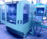 MAHO MH 300 C CNC Tool-Milling