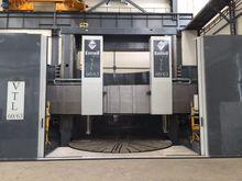 2017 EMSIL VTL-60x63 CNC Vertic